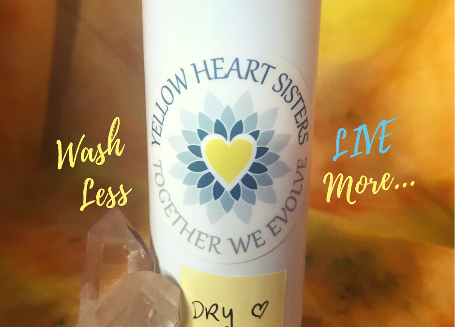 Wash Less Live More