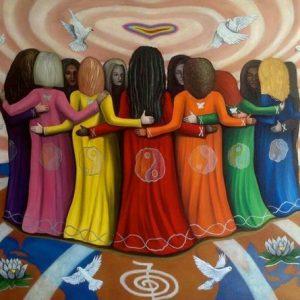Self-Care Sisterhood Circles