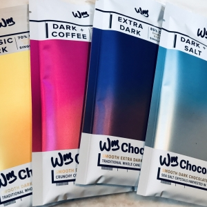 "WM ""beyond organic"" Chocolate Bar"
